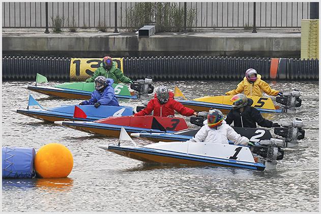 ボート レース 江戸川